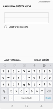 Configura tu correo electrónico - Samsung A7 2018 - Passo 9