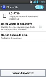Conecta con otro dispositivo Bluetooth - LG Optimus L 7 II - Passo 6