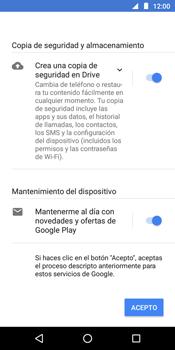 Crea una cuenta - Motorola Moto G6 Play - Passo 17