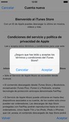Crea una cuenta - Apple iPhone 6s - Passo 10