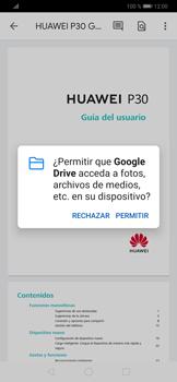 Descargar contenido de la nube - Huawei P30 - Passo 9