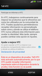 Activa el equipo - HTC One - Passo 10