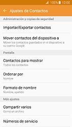 ¿Tu equipo puede copiar contactos a la SIM card? - Samsung Galaxy J3 - J320 - Passo 6