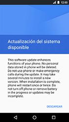 Actualiza el software del equipo - LG K8 (2017) - Passo 7