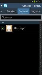 Envía fotos, videos y audio por mensaje de texto - Samsung Galaxy S4  GT - I9500 - Passo 7