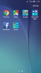 Uso de la navegación GPS - Samsung Galaxy S6 - G920 - Passo 3