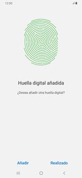 Habilitar seguridad de huella digital - Samsung Galaxy A30 - Passo 15