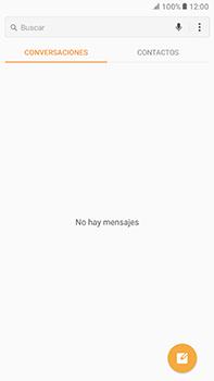 Envía fotos, videos y audio por mensaje de texto - Samsung Galaxy A7 2017 - A720 - Passo 3