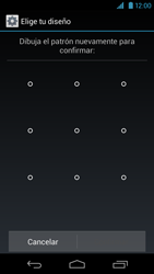 Desbloqueo del equipo por medio del patrón - Motorola RAZR HD  XT925 - Passo 10