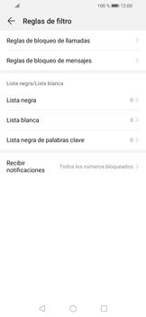 Cómo bloquear llamadas - Huawei Y6 (2019) - Passo 5