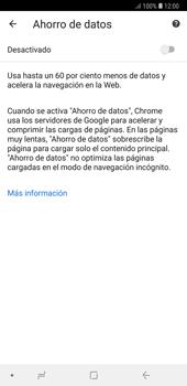 Minimizar el consumo de datos del navegador - Samsung A7 2018 - Passo 9