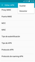 Configura el Internet - Samsung Galaxy J5 - J500F - Passo 15