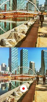 Cómo grabar video con dos vistas - Huawei P40 - Passo 6