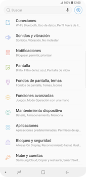 Verificar el uso de datos por apps - Samsung Galaxy S9 Plus - Passo 3