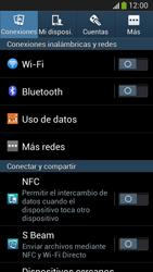 Comparte la conexión de datos con una PC - Samsung Galaxy Zoom S4 - C105 - Passo 4