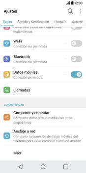 Comparte la conexión de datos con una PC - LG G6 - Passo 4