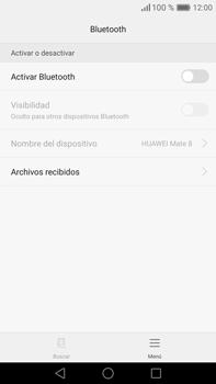 Conecta con otro dispositivo Bluetooth - Huawei Mate 8 - Passo 4
