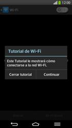 Configura el WiFi - LG G Flex - Passo 5