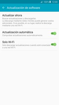 Actualiza el software del equipo - Samsung Galaxy Note 5 - N920 - Passo 6