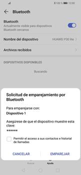 Conecta con otro dispositivo Bluetooth - Huawei P30 Lite - Passo 7