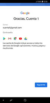 Crea una cuenta - Samsung A7 2018 - Passo 18