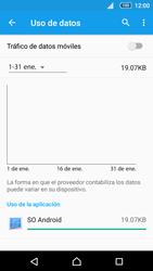 Desactiva tu conexión de datos - Sony Xperia Z5 Compact - E5823 - Passo 6