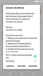 Actualiza el software del equipo - LG G5 - Passo 11