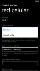 Desactiva tu conexión de datos - Nokia Lumia 1520 - Passo 5