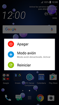 Configura el Internet - HTC U11 - Passo 30