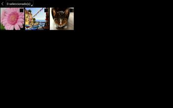 Transferir fotos vía Bluetooth - Samsung Galaxy Note Pro - Passo 6
