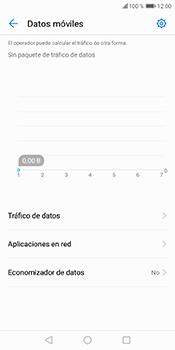 Desactivación límite de datos móviles - Huawei Y6 2018 - Passo 5