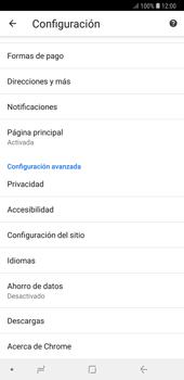 Minimizar el consumo de datos del navegador - Samsung A7 2018 - Passo 8