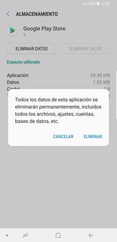 Limpieza de aplicación - Samsung Galaxy S9 Plus - Passo 8