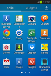 Configura tu correo electrónico - Samsung Galaxy Fame Lite - S6790 - Passo 4