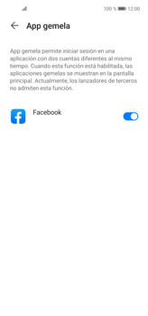 Cómo usar la App Gemela - Huawei P40 Lite - Passo 5