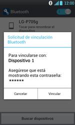 Conecta con otro dispositivo Bluetooth - LG Optimus L7 - Passo 8