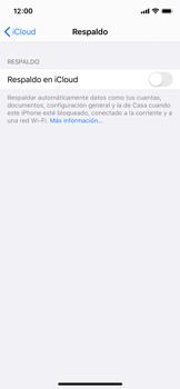 Realiza una copia de seguridad con tu cuenta - Apple iPhone 11 Pro - Passo 10