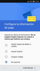 Crea una cuenta - Samsung Galaxy S7 - G930 - Passo 18