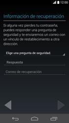 Crea una cuenta - Huawei Ascend P6 - Passo 11