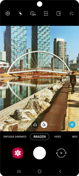 Modo profesional - Samsung Galaxy S10 Lite - Passo 5