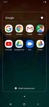Configura tu correo electrónico - Samsung Galaxy A30 - Passo 5