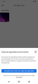 Tomar una captura de pantalla - Motorola One Zoom - Passo 7