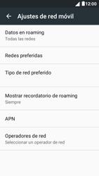 Configura el Internet - Alcatel Pixi 4 5 - OT5045 - Passo 6