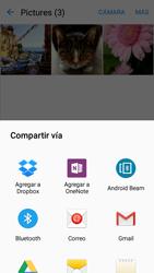 Transferir fotos vía Bluetooth - Samsung Galaxy J5 - J500F - Passo 11