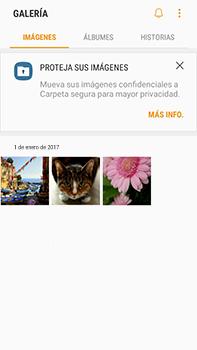 Transferir fotos vía Bluetooth - Samsung Galaxy J7 Prime - Passo 4