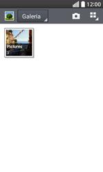 Transferir fotos vía Bluetooth - LG L70 - Passo 4