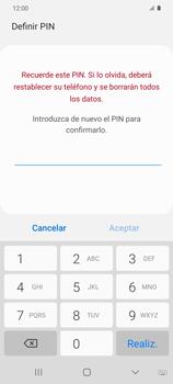 Cómo configurar el Face ID - Samsung Galaxy S20 - Passo 10