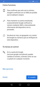 Crea una cuenta - Huawei P30 - Passo 13
