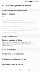 Restaura la configuración de fábrica - Huawei P9 Lite 2017 - Passo 5