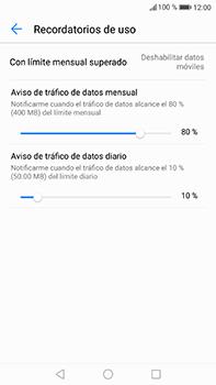 Desactivación límite de datos móviles - Huawei P10 Plus - Passo 6